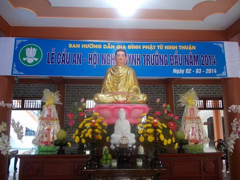 Lễ Cầu An đầu năm & phiên họp Huynh Trưởng toàn tỉnh GĐPT Ninh Thuận