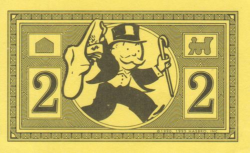 Monopoly Junior Money Template « New Battleship demo Games