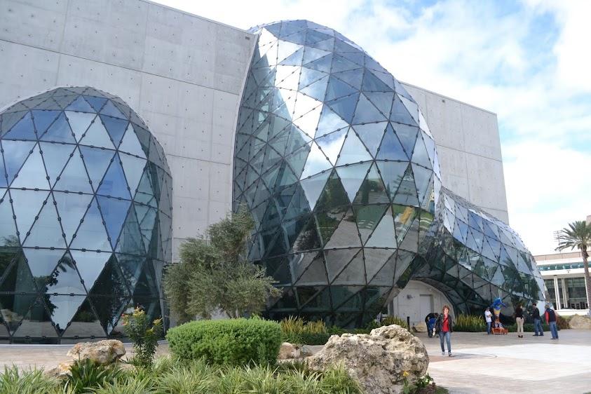Музей Дали,Сент-Питерсберг, Флорида (Dali Museum, St. Petersburg, FL)