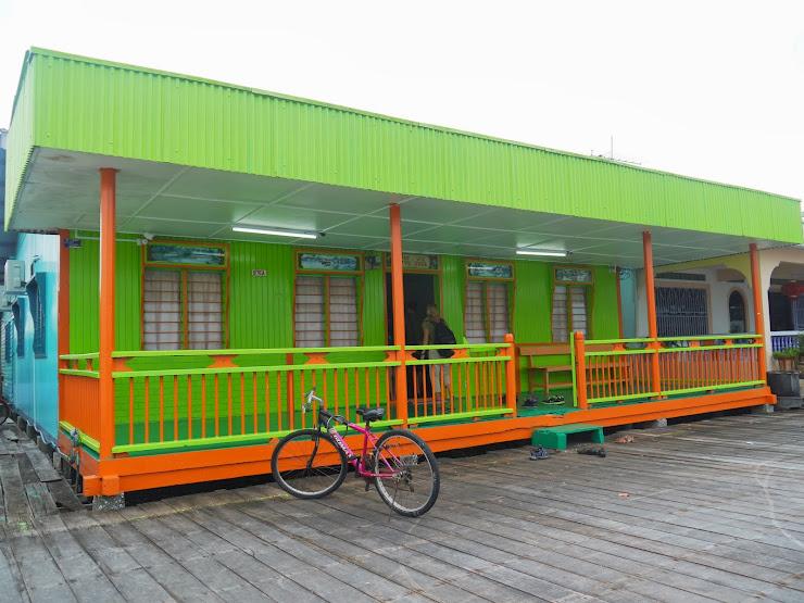 Kampung Sungai Lima homestay