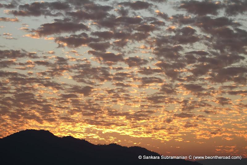 Vivid and Vibrant Evening Sky at Kaziranga - 8