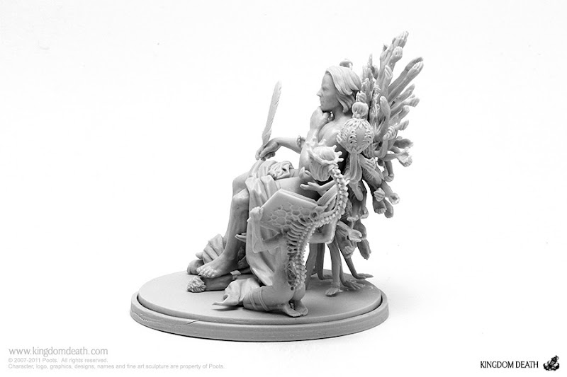 kingdom death monster scribe