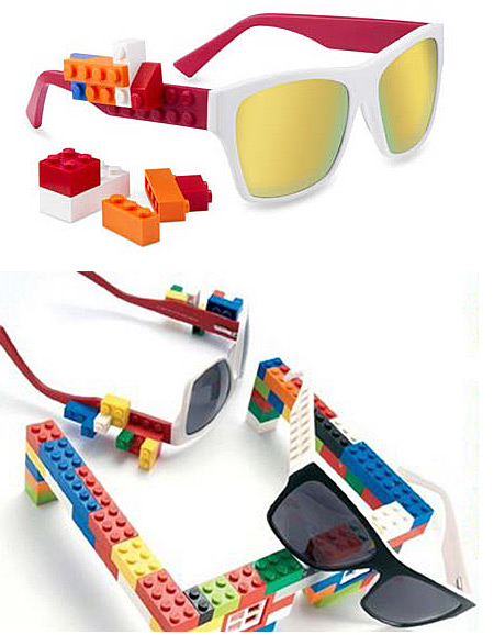 Lego set sunglasses