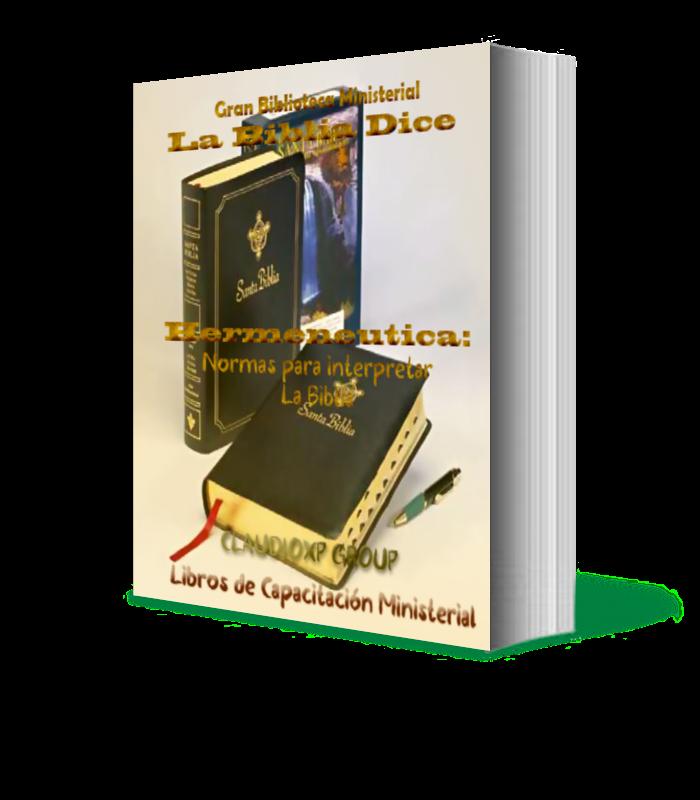 DICE: Estudios de Interpretación Bíblica para Ministros Cristianos ...