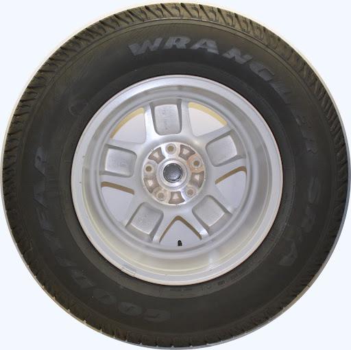 New Take Off 2013 Jeep Wrangler Sport Sahara Rubicon Wheels Rims Goodyear Tires
