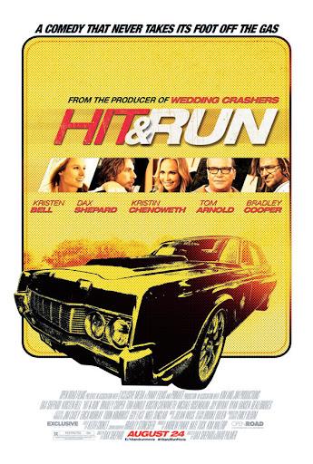 Ανοιχτοί Λογαριασμοί Hit & Run Movie Poster