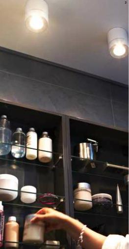 tips para iluminar el baño