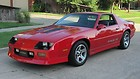1988 Red Camaro IROC-Z Low Miles 350 TPI