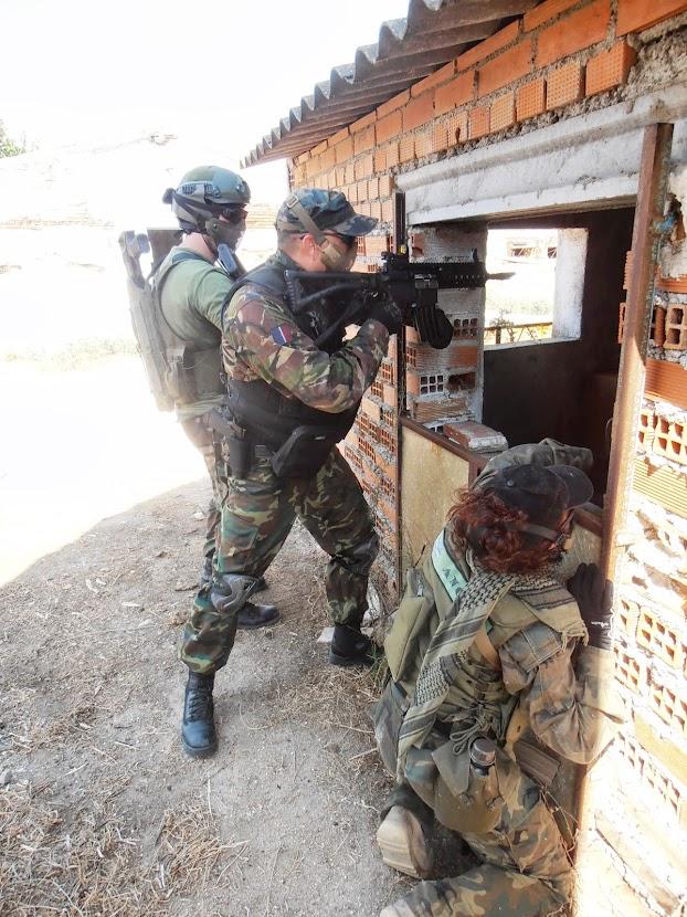 """Fotos de """"Operación Granja"""". 25-08-13. P8250109"""