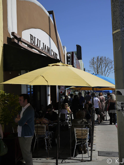 Blu Jam Cafe Menu Calories