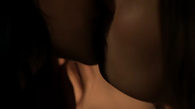 Anna Skellern and Tereza Srbova, Lesbian Kiss Siren Watch Online lesbian media
