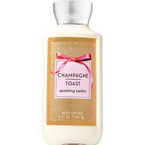 Sữa dưỡng thể ẩm và mịn da bath and body works champagne toast của Mỹ