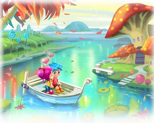 """Tìm hiểu """"siêu webgame"""" HappyMe do VNG phát triển 1"""