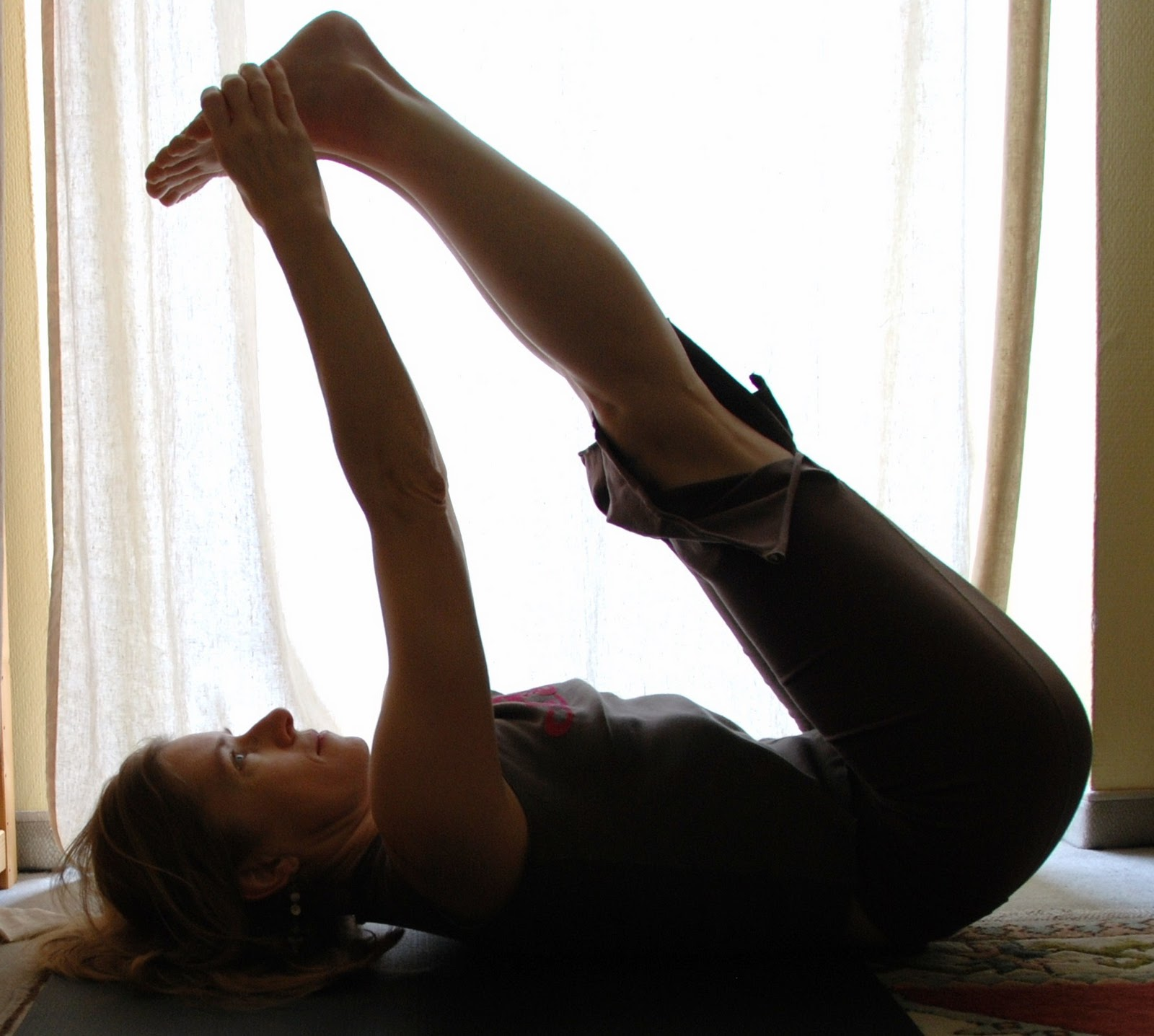 how to become really good at yoga
