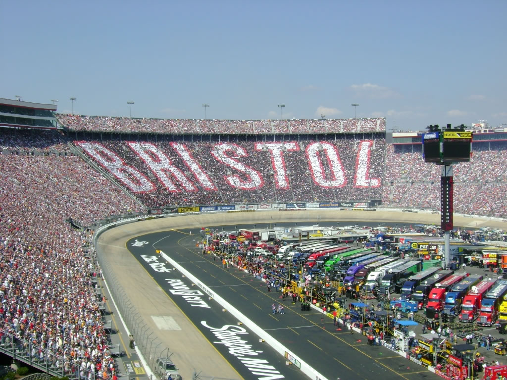 The Nascar Corner Bristol Songs Always Fun