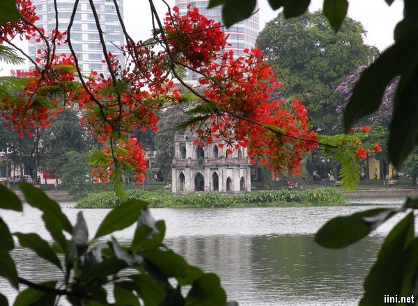 Thơ tháng 5 Hà Nội hay, chùm thơ Hà Nội mùa Hạ giữa độ Tháng Năm