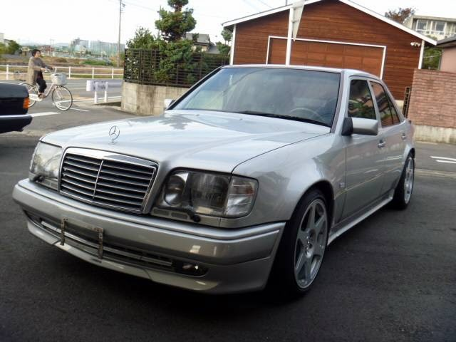 Mercedes benz w124 e60 amg limited edition benztuning for Mercedes benz e60 amg