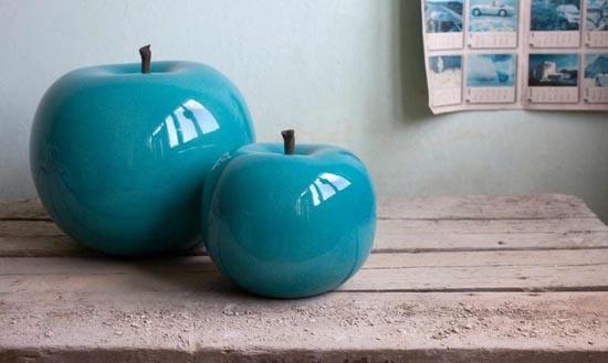 Frutas para decorar.