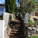 Alley ways to Lindfield Park (134056)