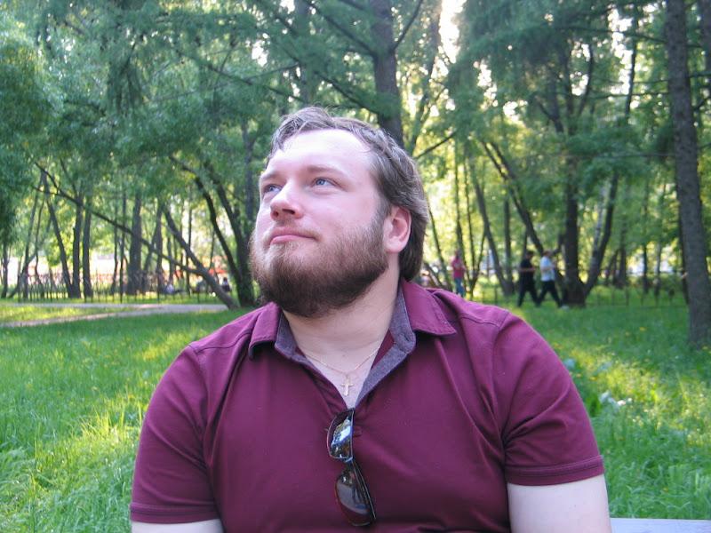Саша Баринов
