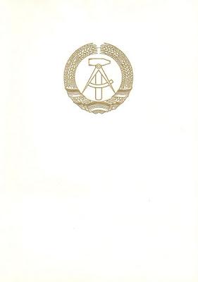 181e Treuedienstmedaille der Deutschen Post www.ddrmedailles.nl