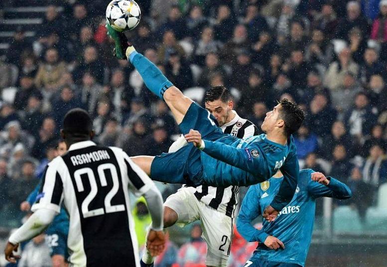 clip xem lại trận Juventus vs Real Madrid 4/4