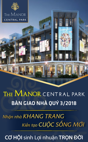 The Manor Central Park Nguyễn Xiển