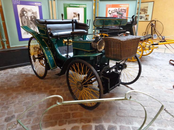 Musée de l'aventure Peugeot à Sochaux DSC01134