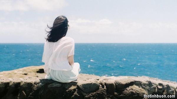 thơ tâm sự buồn của người con gái
