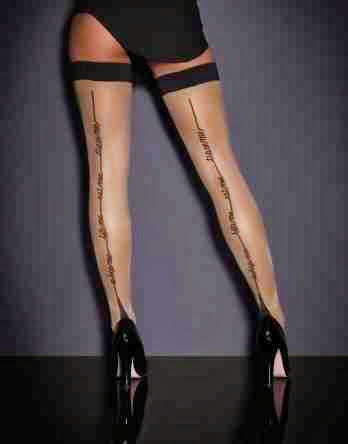 Agent Provocateur Whip Me Stockings and hold ups