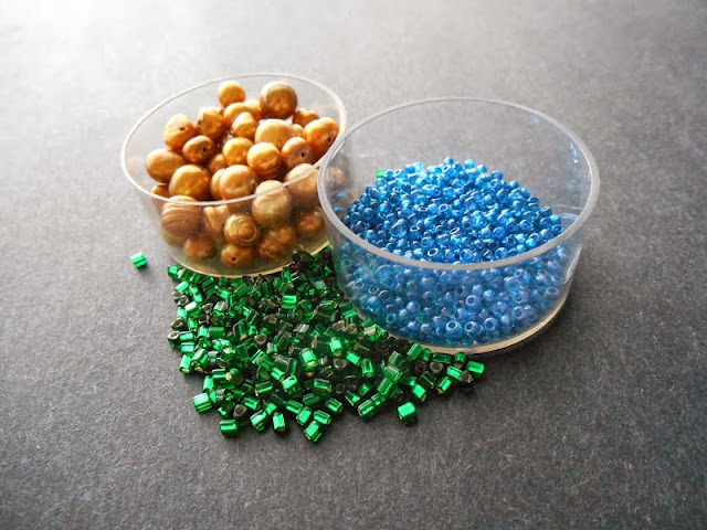Emerald Sea Bead Color Idea