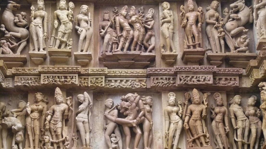 Viajar a India: Varanasi vía Orchha y Khajuraho