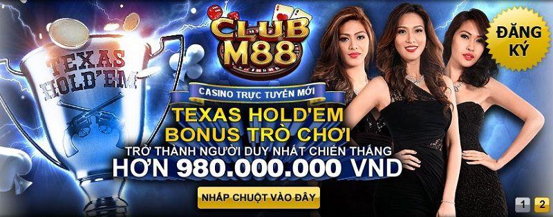 M88 đẳng cấp nhà cái cá cược Online và Casino Châu Á