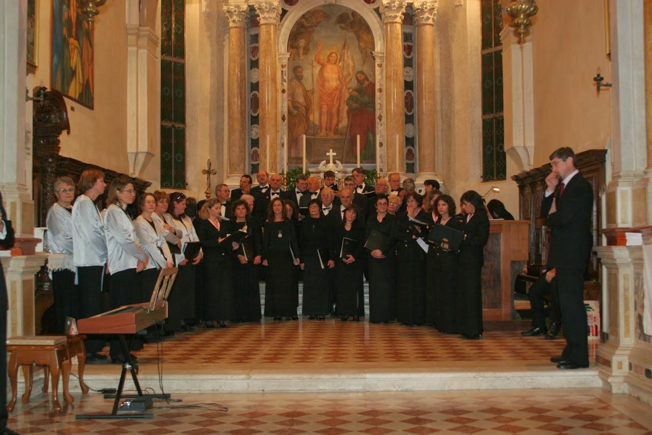 Rassegna Corale don Antonio Cinto 2008 13 edizione