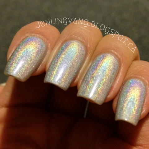 holographic polish gosh