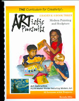 Artistic Pursuits Book 3