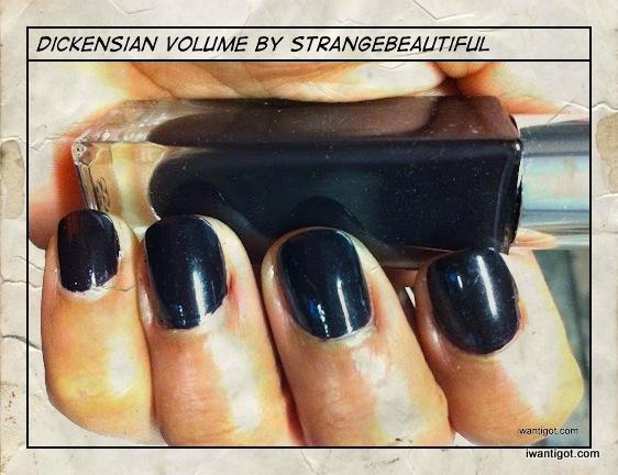 Dickensian Volume by strangebeautiful