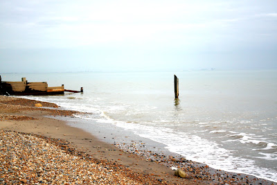 Pett Beach in East Sussex