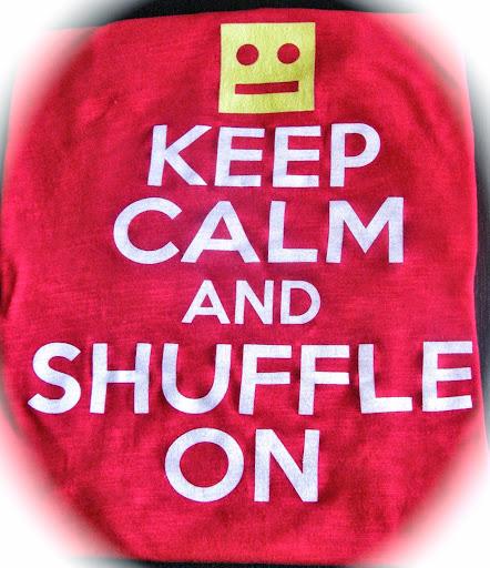 shuffling dance wiki