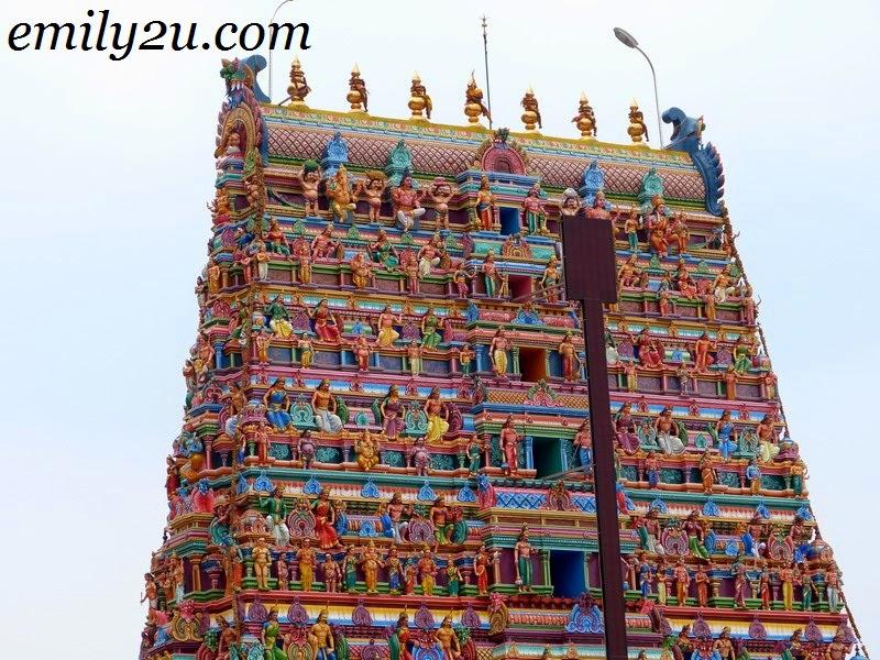 Gunung Cheroh Hindu temple