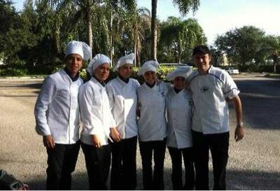 Chef Alfredo Alemán lidera el grupo culinario ganador de medalla de plata