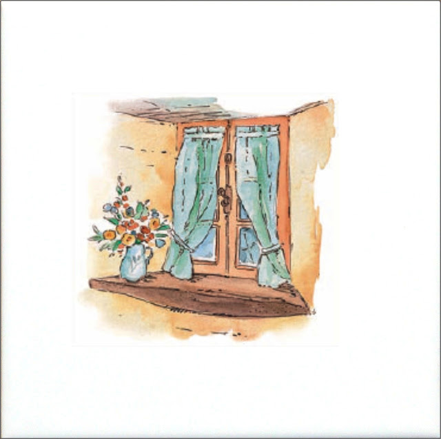 dekor landhaus nachart delfter kacheln 15er fliesen k chenfliesen o bord re. Black Bedroom Furniture Sets. Home Design Ideas