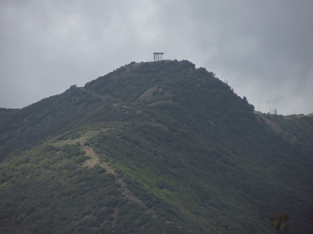 Nordhoff fire lookout