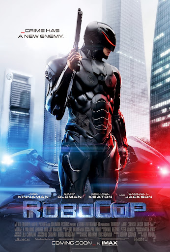 Ρόμποκοπ Robocop Poster