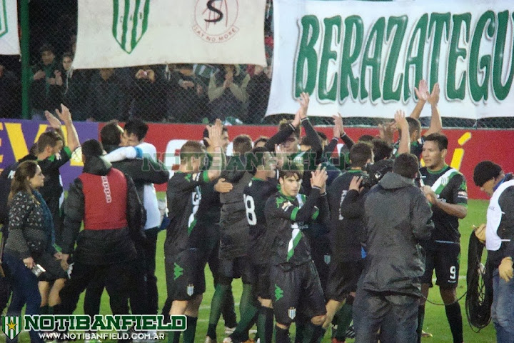 banfield buena performance de local