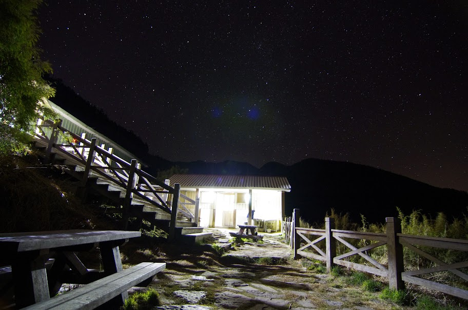 2013 雪山過年行腳 迎曙光 數星星