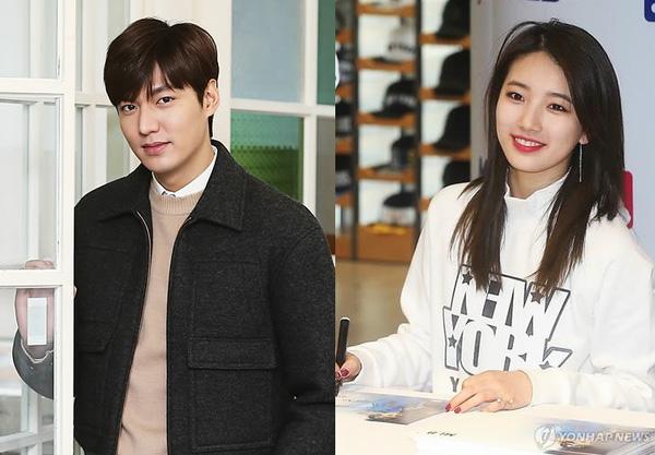 """""""Khoe khéo"""" nhẫn đôi, Lee Min Ho - Suzy (miss A) chuẩn bị có hỷ sự?"""
