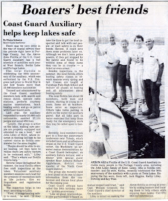 Roy and Dorothy Wise Coast Guard Auxiliary