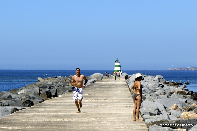O Molhe, Praia do Pintadinho, Ferragudo