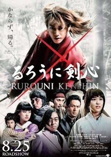Samurai X – BRRip AVI + Legenda